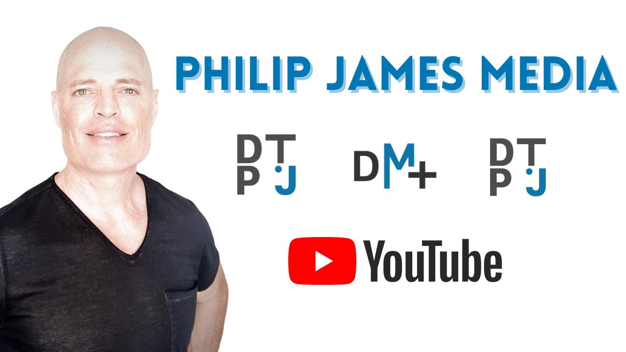 Philip James Media On YouTube