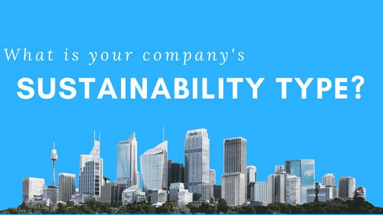 What is Your Company's Sustainability Type?