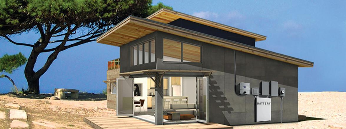 Startup targets zero-energy homes